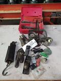 Scale, Planer, Shoe Horns, lighter, door knob, Tools