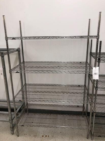 NFS Wire Shelf *Leg Is Bent*