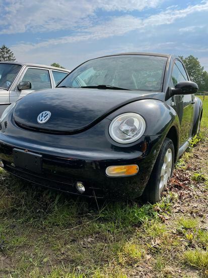 2001 Volkswagen Beetle, Miles Unknown, Diesel, Runs on Biofuel, Unknown Miles