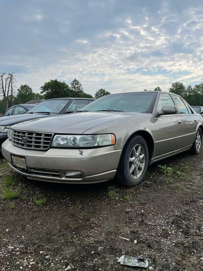 2000 Cadillac STS, Starts and Runs, 140k