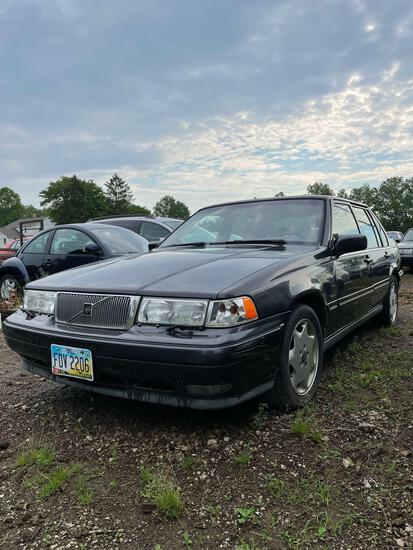 1997 Volvo 960, Starts and Runs, 72K