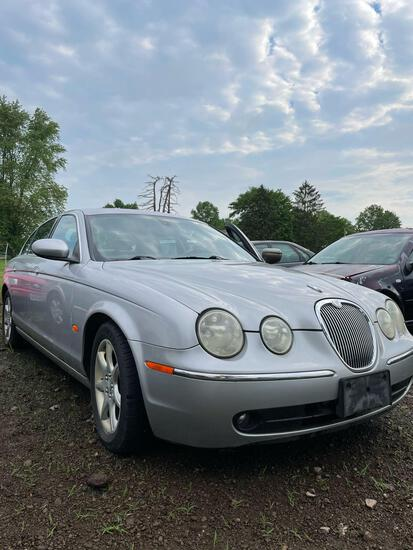 2005 Jaguar S type, 4.2 Liter Engine, 103K, All-Wheel Drive