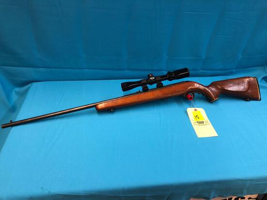 Mossberg Chuckster model 640ka 22 rifle with scope