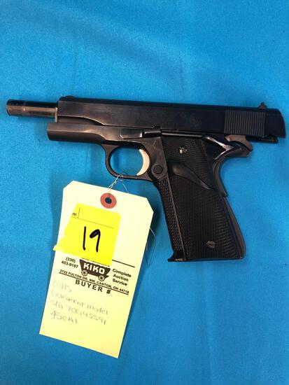 Colt government model 45cal 70G45591