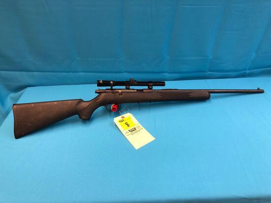 Savage Mark II 22 cal rifle 401075