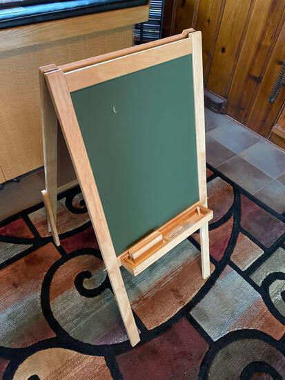 Chalkboard/Dry Erase Board