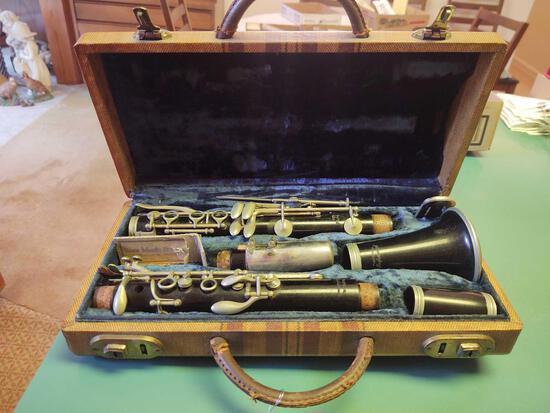 National Professional Clarinet