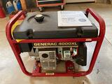 Generac 4000XL gas powered generator.