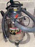 Shop Vac 10-gallon wet/dry, quiet super power.