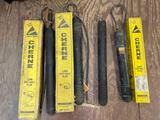 Cherne long test ball plugs. 3