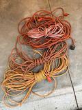 (4) Power cords.