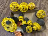 Clean seal plugs, 2