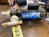 Duraflo Whirlpool pump, 3/4 HP