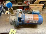 Goulds 1/2 HP jet pump.