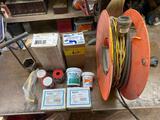 Lead solder, flux, 3