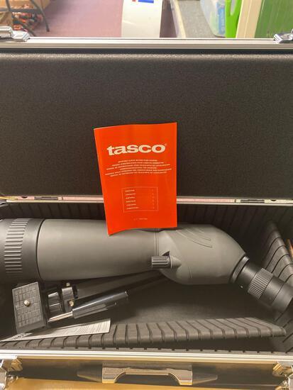 Tasco spotting scope