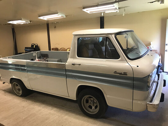 '61 Chevy Corvair Truck - Jewelry - 17729 - Geno