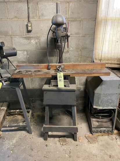 Westcraft Drill Press with Stand