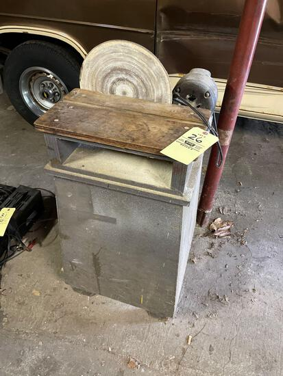Disc Sander with Stand