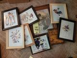 Norman Rockwell Framed Prints