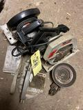 Circular Saws and Tile Cutters
