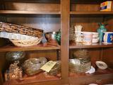 Glassware, Dishes, Kitchenware