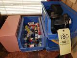 Vintage Cameras and Flash Bulbs, Hardware