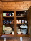Cups, Plates, Coffee Mugs