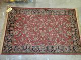 Approx 4ft x 6ft Oriental Rug