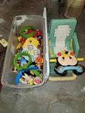 Mickey Rocker, Various Kids Toys