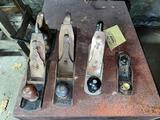 Hand Planes, Bailey No.5, Stanley, Unmarked Plane
