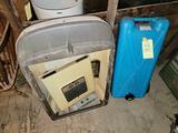 Portable Grey Water Tank, Travel Tote