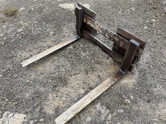 QT pallet forks