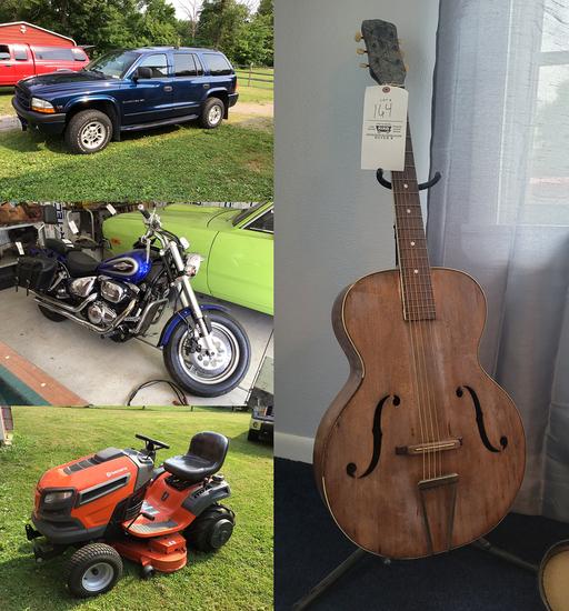 Durango - Motorcycle - Mower - 17780 - Eric B.