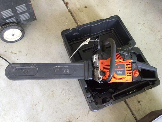 Remington outlaw chainsaw