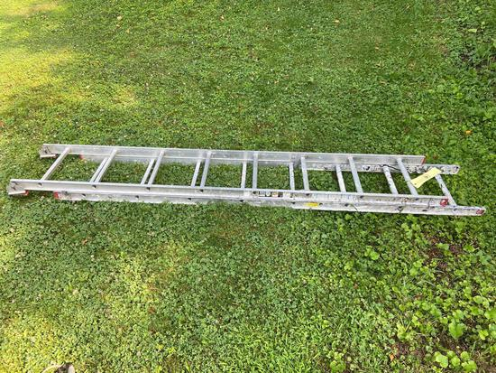 16 Ft. Aluminum Extension Ladder