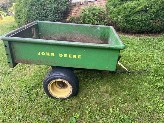 John Deere Dump Cart