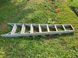Aluminum Stepladder