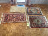 4 Oriental Rugs