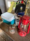 Cooler, Lantern, Pheasant