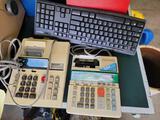 Calculators, Keyboard
