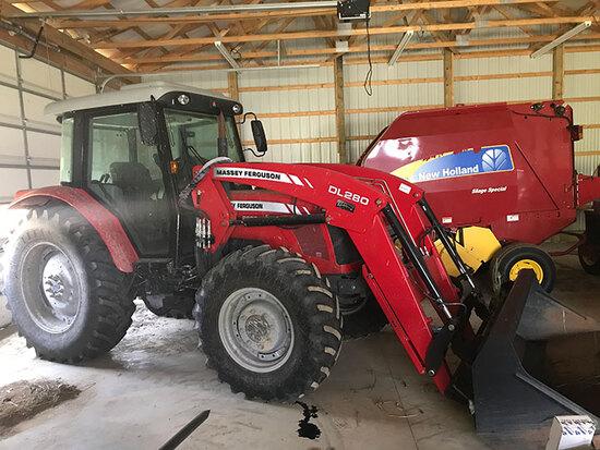 Tractors - Hay & Farm Equip. - 17790 - Geno