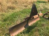 3pt Land Pride 7ft blade with removeable box ends