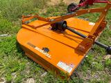 Like New Woods Brush Bull BB72X 6ft Rotary Cutter