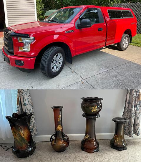 Truck - Antiques - 17782  - Jeff