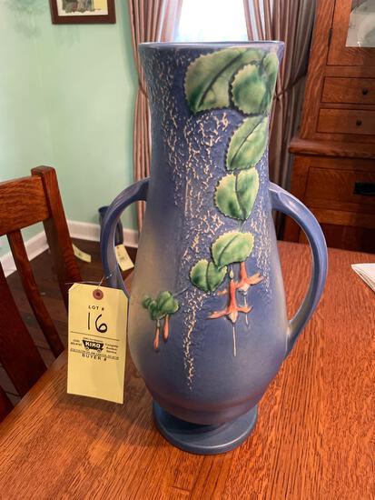 Roseville Double Handled Vase