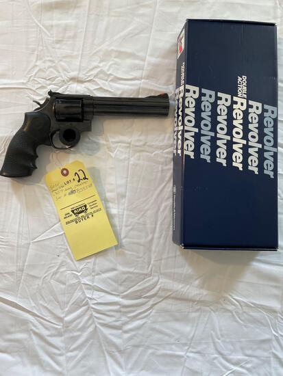 Smith & Wesson mod. 586, .357 mag revolver
