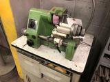 Tool & Cutter Grinder with 8 collets, stand & accessories