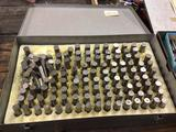 Two Meyers plug gauge sets.