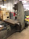Defiance Boring Mill 2 ft. x 4 ft. table